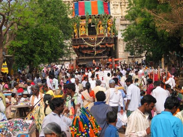 Nandi Purmina festival  Hampi, India