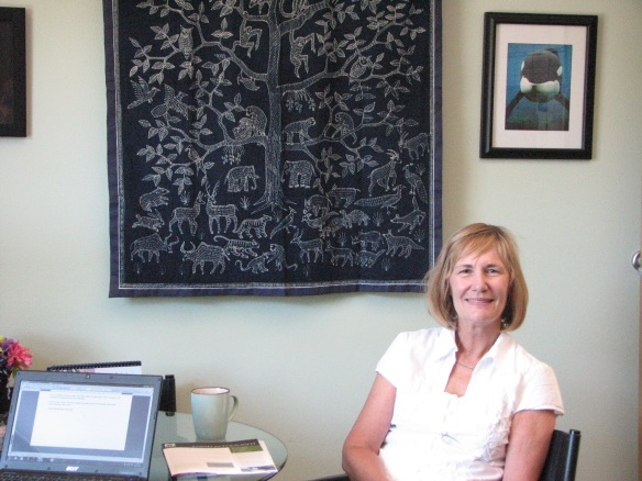 Beverlee Hughes, Executive Director,  Food For Lane County