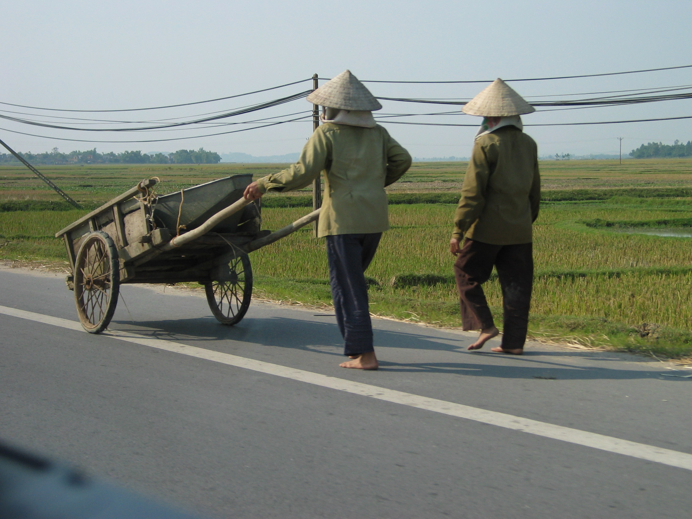 Autobahn traffic