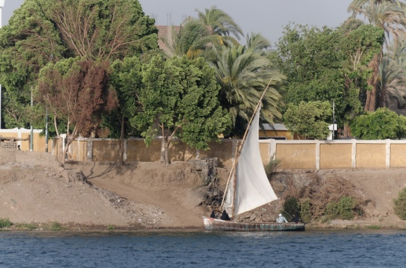 The ageless Nile River