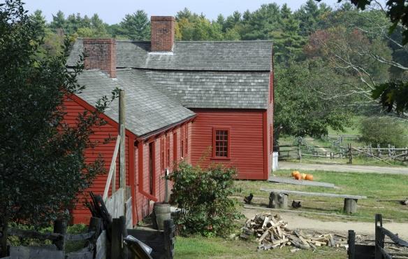 Freeman Farm Sturbridge, Massachusetts, c. 18081725