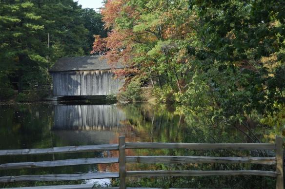 Vermont Covered Bridge Dummerston, Vermont, c. 1870