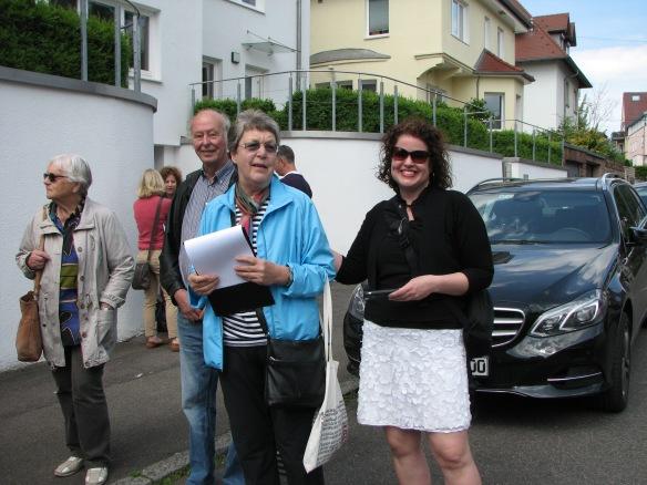 Susanne Bouché & Amy Matney